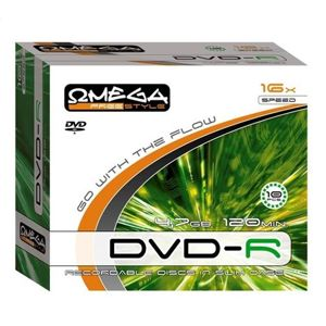FREESTYLE DVD-R 4,7GB 16X SLIM CASE*10 [56677]