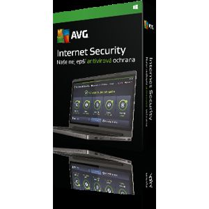 AVG Internet Security for Windows 1 PC (1 year)