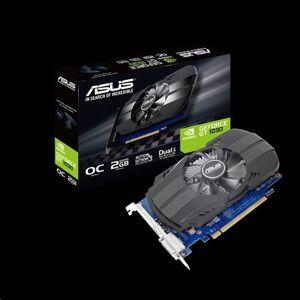 ASUS PH-GT1030-O2G, 2GB/128-bit GDDR5, DVI, HDMI