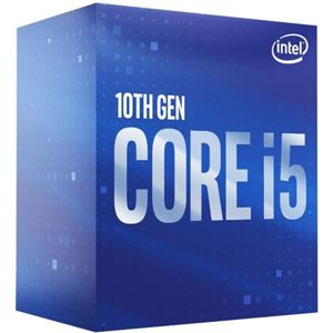 INTEL Core i5-10600 3.3GHz/6core/12MB/LGA1200/Graphics/Comet Lake