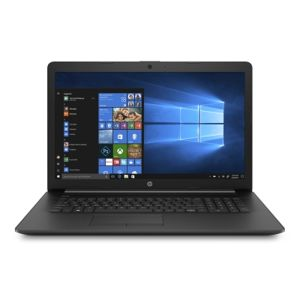 "HP NTB 17-by0031nc/17,3"" HD+ AG/Intel Celeron N4000/8GB/256GB SSD/Intel UHD 600/DVDRW DL/Win 10 Home/Jet-black"