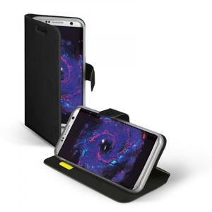 SBS - Puzdro Book Sense pre Samsung Galaxy S8, čierna