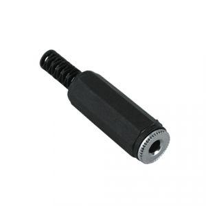 Hama jack zásuvka 3,5 mm stereo - 3 pol., letovacia