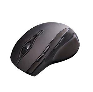C-Tech myš WLM-11 čierna, bezdrôtová, programovateľná.USB. Nano receiver. Wireless
