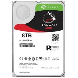 Seagate IronWolf Pro NAS HDD 8TB 7200RPM 256MB SATA 6Gb/s