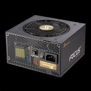 Zdroj 850W, SEASONIC FOCUS Plus 850 Gold