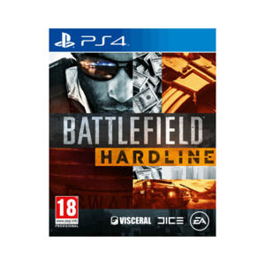 PS4 BATTLEFIELD HARDLINE