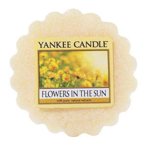 YANKEE CANDLE 1351662E VONNY VOSK FLOWERS IN THE SUN