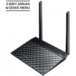 ASUS RT-N12 PLUS - N300 router/AP/rep,2xod5dBi