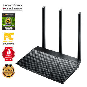 _ASUS AC750 Dual-Band Gigabit Router RT-AC53