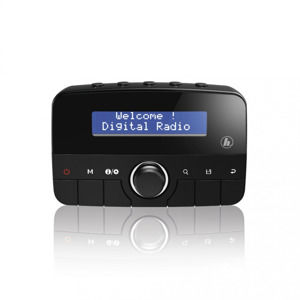 Hama DAB tuner do auta CDR70BT DAB/DAB+/Bluetooth