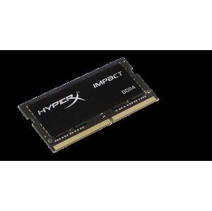 DDR 4    8 GB 2400MHz . SODIMM CL14 ..... Kingston HyperX Impact Black Series