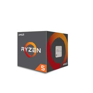 AMD, Ryzen 5 3600, Processor BOX, soc. AM4, 65W, s Wraith Stealth chladičom