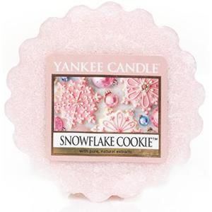 YANKEE CANDLE 1275346E VONNY VOSK SNOWFLAKE COOKIE