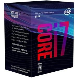 Intel® Core™i7-9700F processor, 3,00GHz,12MB,LGA1151 BOX