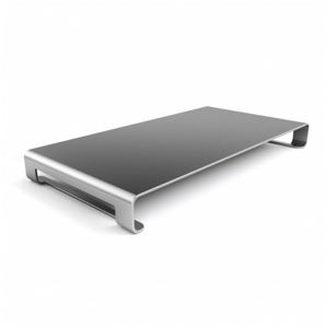 Satechi stojan Slim Monitor Stand - Space Gray Aluminium