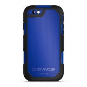 Griffin kryt Survivor Summit pre iPhone 6 Plus/6s Plus - Black/Blue/Black