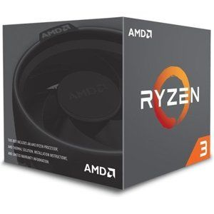 AMD Ryzen 3 1200 (3,1GHz / 10MB / 65W / Socket AM4) Box