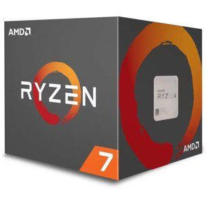 AMD Ryzen 7 2700X (3,7GHz / 20MB / 65W / Socket AM4) Wraith Prism cooler