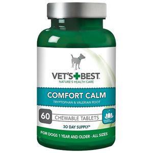 Ukludňujúce žuvacie tablety pre psy, VET´S BEST