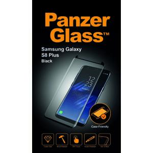 PanzerGlass - Tvrdené sklo Case Friendly pre Samsung Galaxy S8 Plus, čierna