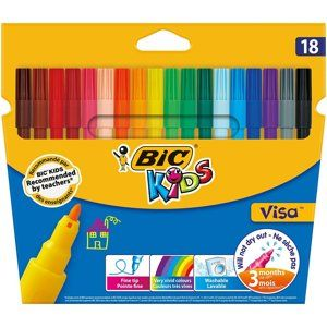 BIC Kids Fixky 18ks