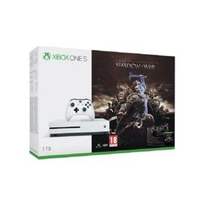 XBOX ONE S 1TB MIDDLE EARTH: SHADOW OF WAR