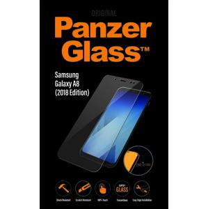 PanzerGlass - Tvrdené sklo pre Samsung Galaxy A8 2018, číra
