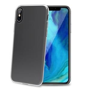 TPU pouzdro CELLY iPhone XS Max, bezbarvé