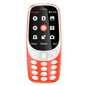 Nokia 3310 Single SIM 2017 Red