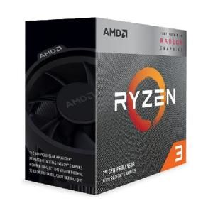 AMD Ryzen 3 3400G (3,7GHz / 4MB / 65W / RX Vega / Socket AM4) Wraith Spire Cooler