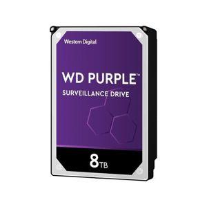 "WD 8TB Purple 3,5""/SATAIII/IntelliPower/256MB"