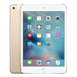 APPLE IPAD MINI 4 128GB CELLULAR + WI-FI GOLD MK782