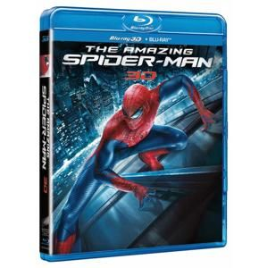 AMAZING SPIDER-MAN (2D+3D), 2 BLU-RAY