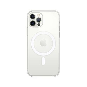 APPLE IPHONE 12/12 PRO CLEAR CASE WITH MAGSAFE MHLM3ZM/A