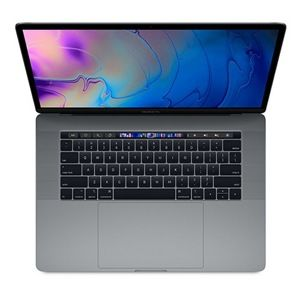 "APPLE MACBOOK PRO 15"" RETINA TOUCH BAR I7 2.2GHZ 6-CORE 16GB 256GB SPACE GRAY SK MR932SL/A"