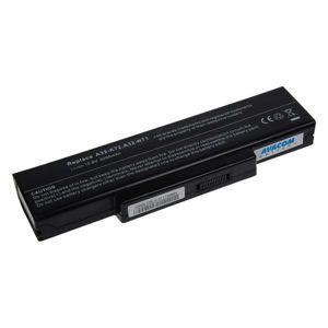 Avacom batéria pre Asus A72, K72, N71, N73, X77, Li-Ion, 11.1V, 5200mAh, 58Wh, články Samsung, NOAS-K72-S26