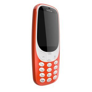NOKIA 3310 RED SINGLE SIM