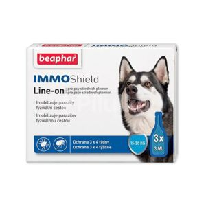 BEAPHAR LINE-ON IMMO SHIELD PRE PSY, M 9 ML