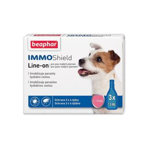 BEAPHAR LINE-ON IMMO SHIELD PRE PSY, S 4,5 ML