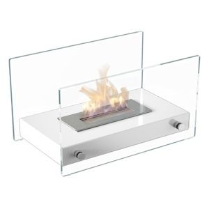 BIO FLAME BIOKRB HOTEL MINI WHITE