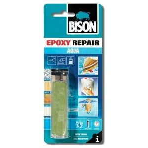 BISON EPOXY REPAIR AQUA 56G - PLASTELINA