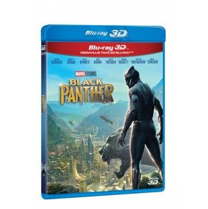 BLACK PANTHER (3D+2D), BLU-RAY