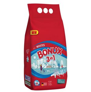 BONUX GEL WHITE POLAR ICE FRESH 40+40 PD/2.2+2.2L