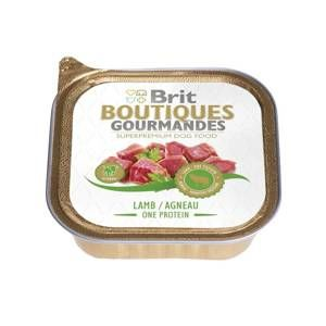 BRIT BOUTIQUES GOURMANDES LAMB PUPPY ONE MEAT 150G (294-100093)