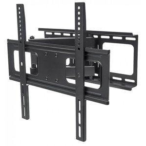 Manhattan Nástenný držiak TV LCD/LED/PDP 32-55'' 50kg nastaviteľný čierny
