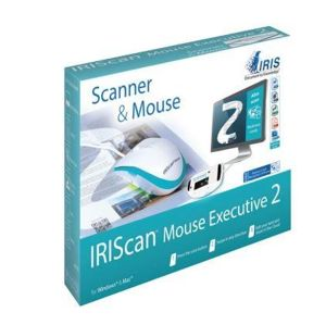 IRISCan Mouse Executive 2 (Win/Mac)