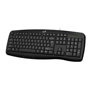 Genius keyboard KB-128, black