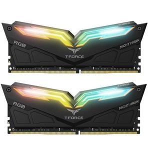 Team Group DDR4 16GB (2x8GB) T-Force Night Hawk RGB DIMM 4000MHz CL18 čierna