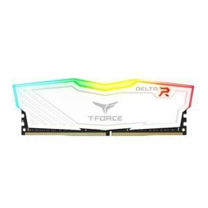 Team Group DDR4 8GB T-Force Delta RGB DIMM 3000MHz CL16 biela